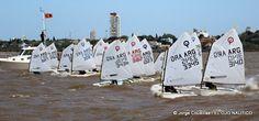 Argentina. Campeonato Primavera de Optimist del Y.C. Centro Naval.