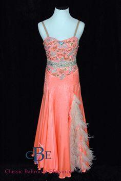 dd8ecb6494233 Smooth - Standard Ballroom Dress BSB237 | Dress by Artistry In Motion &  Made Over · Ballroom Dresses For SaleLatin ...