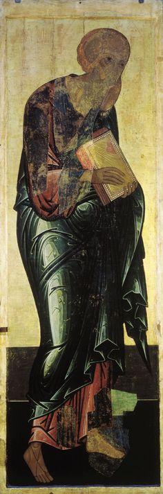 Feast day ~ December 27, Saint John the Evangelist - Andrei Rublev