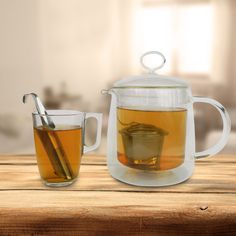 Oxford Eve's 3pc Tea Infuser Set, available on Amazon.com
