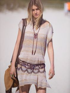Free People Always Sunny Days Tunic at Free People Clothing Boutique