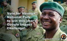 Blog   Virunga National Park