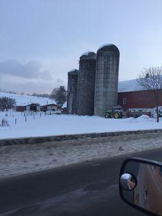 Nice silos