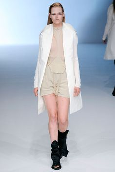 Rick Owens   Spring 2010 Ready-to-Wear Collection   Style.com