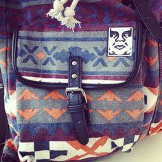Obey rucksack