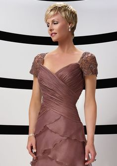 mother of groom dress I love this color and dress