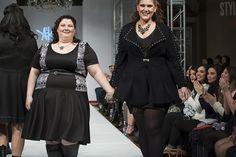 Ask Fashion By Amanda Koker: Season 10, photo 26 of 52 Photographer: Myke Yeager Details: Amanda Koker and one of her models walking down the runway