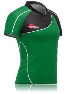 f0c4b1b15 Women s rugby shirt design by Samurai Sportswear.