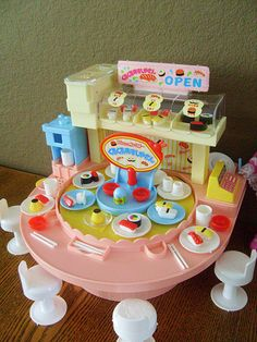 licca toys sushi - Google Search