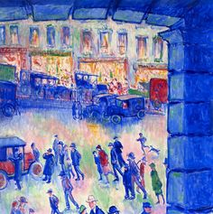 View La Cour de Rome et La Gare Saint-Lazare by Theodore Earl Butler on artnet. Browse upcoming and past auction lots by Theodore Earl Butler. American Impressionism, Impressionist, Impressionism Art, Rome, Local Art Galleries, Martin Johnson, List Of Artists, Art Studies, American Artists