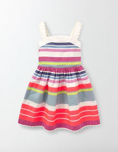 e2d4562155c Fifties Summer Dress 33542 Day Dresses at Boden Boys Summer Outfits