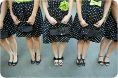 LOOOOOVE the polka dots! O_O My sister better be glad i didn't do this to her! Poke Me, My Sister, Polka Dots, Weddings, Fall, Beach, Photography, Shoes, Ideas