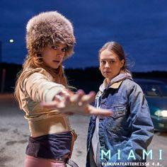 Angelan kimaltava maailma vetää Anna-siskon mukaansa 💎✨👯  MIAMI elokuvateattereissa 4.8. 🎬