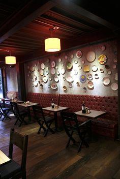Restaurante IL FORNO (Barrio Laureles, Medellín) on Behance