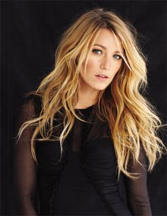 Blake Lively for LA Times Magazine