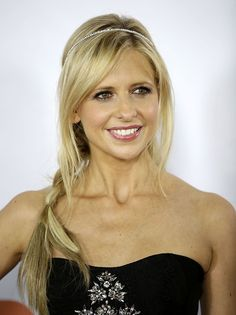 Sarah Michelle Gellar 'TrevorLIVE LA' honoring Jane Lynch and Toyota for the Trevor Project