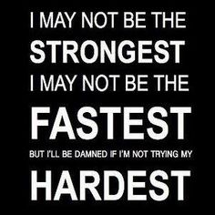 MORE Motivation - To INSANITY and back....