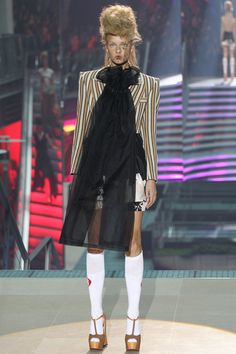 Vivienne Westwood Spring 2014 Ready-to-Wear Collection