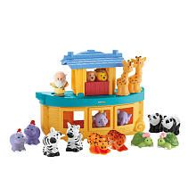 FisherPrice Little People Noahs Ark Gift Set, Toys R Us $29.99