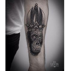 Ape Emperor for Bayraktar. Thanks! (в Λ T E L I E R N O I R)