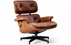 Photograph of Eames Style Lounge Chair & Ottoman Bureau Design, Bobbers, Eames Style Lounge Chair, Furniture Decor, Furniture Design, Modern Furniture, Ottoman Design, Love Chair, My Home Design