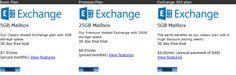 Microsoft Exchange Server Hosting by 724hosting