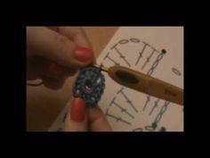 Tuto comment lire un patron de crochet, le carré granny (maille chainette, maille coulée, la bride)