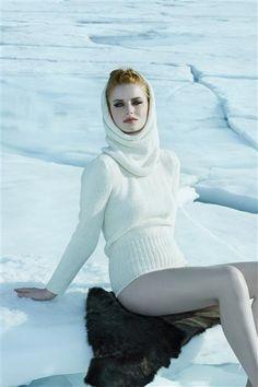"Vol 3: Modell 12 ""Sol"" #LeilaHafzi #SandnesGarn"
