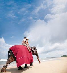 Wer hat Lust auf einen wahrhaft großartigen Strandspaziergang? http://www.lastminute.de/reisen/816-12565-hotel-vivanta-by-taj-bentota/?lmextid=a1618_179_e30