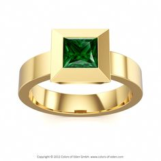 Omg, this is beautiful...Tourmaline Engagement Ring