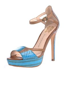 Nancie Platform Sandal by House of Harlow