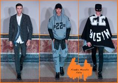 urbane+menswear | ... for their quirky urbane menswear designs for frankie morello with a