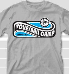 Volleyball Camp T Shirt Designs - Cool . Volleyball Team Shirts, Volleyball Shirt Designs, Volleyball Ideas, Printed Sweatshirts, Hooded Sweatshirts, Custom Shirts, Camping, T Shirts For Women, Camp Shirts