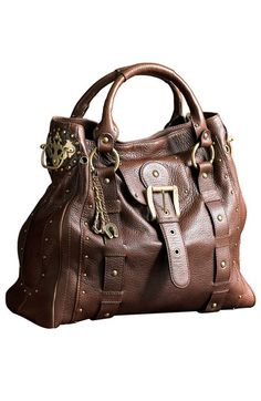 """Betsey Johnson """"Good Girl"""" Hobo. I have been lusting after this bag for years."""