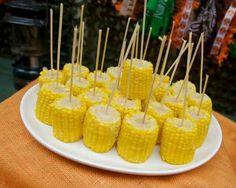 milho para festa infantil