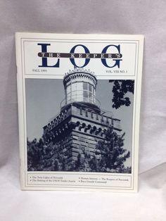 The Keeper's Log US Lighthouse Society Magazine Fall 1991