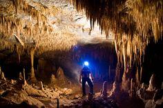 Brasil - Foto: Caverna do Diabo.Governo do Estado de São Paulo