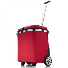 Carrycruiser iso rot - reisenthel #red #trolley #isolated