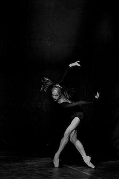 Berlin Ballet. Peter Lindbergh - photographer. Inspirations for Monica Hahn Photography