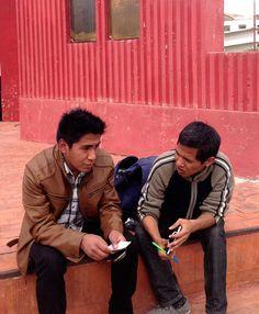 Oscar misión Cusco