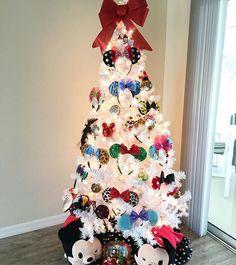Mouse ear Christmas tree.