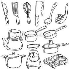 stock-illustration-15654522-kitchen-utensils-in-sketch-style.jpg 380×380 Pixel