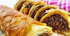 YUFKALI KÖFTE mükemmel bir lezzet  hamurişi tarifleri kolay lezzetli denenmiş tarifler