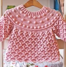 Crochet Baby Sweaters, Crochet Baby Clothes, Baby Knitting, Knit Crochet, Crochet Geek, Baby Patterns, Crochet Patterns, Kimono Pattern, Work Tops