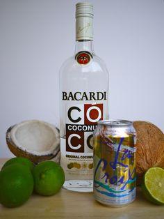 Bikini beatdown liquor and lime