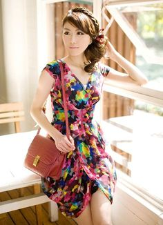 colorful summer dresses - Google Search