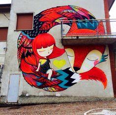 by Julieta.XLF (Valencia, Spain) - Trinità di Canossa, Italy - July 2014