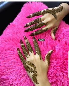 Mehndi or Henna for Fingers Designs Henna Hand Designs, Eid Mehndi Designs, Simple Mehndi Designs Fingers, Khafif Mehndi Design, Floral Henna Designs, Mehndi Designs For Girls, Mehndi Designs For Beginners, Modern Mehndi Designs, Mehndi Design Photos