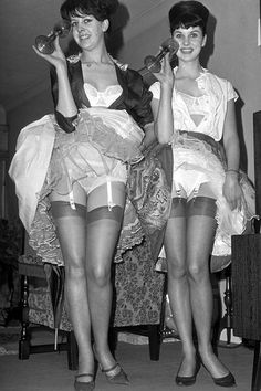 Crossdresser vintage