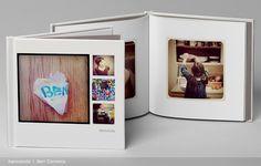 create Instagram photo book with Blurb